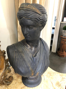 Female Bust Artemis-indoor sculpture
