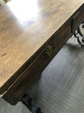 French table - Wood