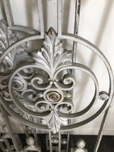 French Wrought Iron Grilles-SOLD