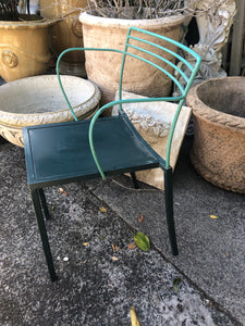 Vintage Metal Chairs
