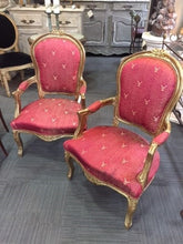 Antique French Upholstered Chairs