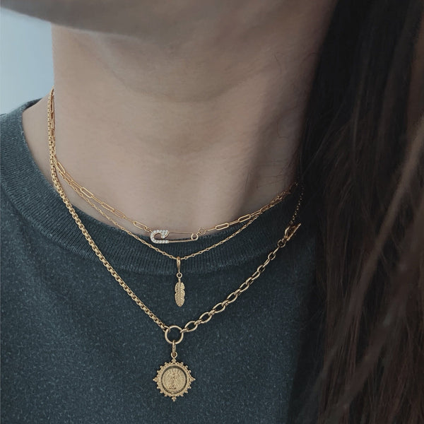 Necklace Pin
