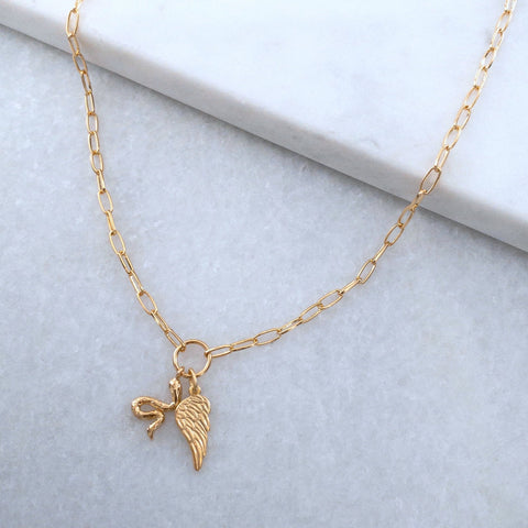 Collier Caduceus