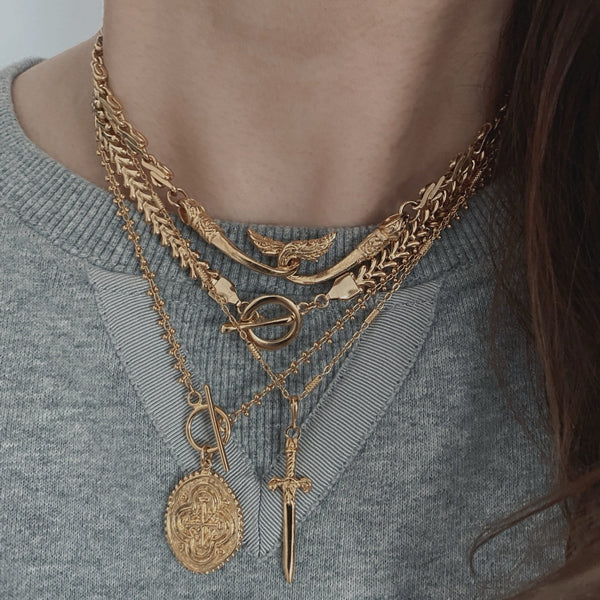 Andromaque Necklace