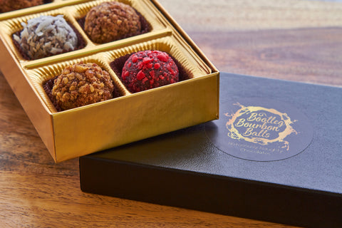 Corporate Gift Bourbon Chocolate