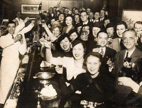 Bootlegging women of the Prohibition era