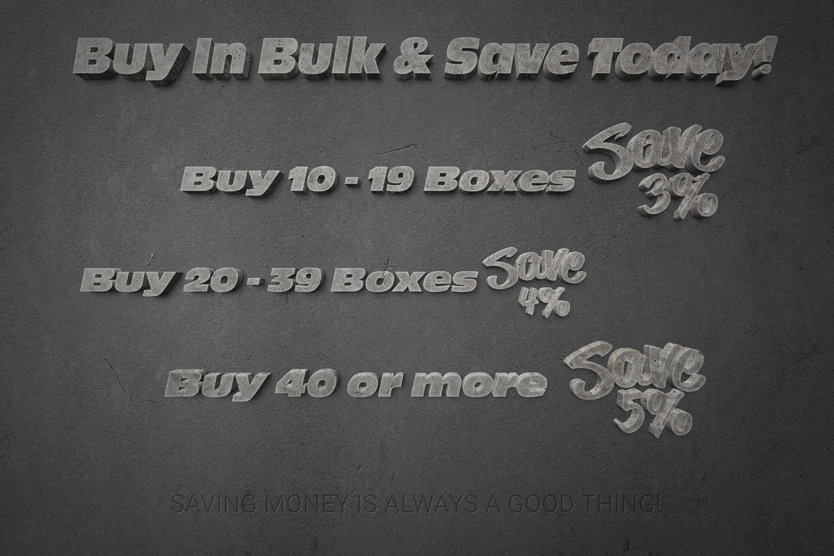 Buy In Bulk And Save