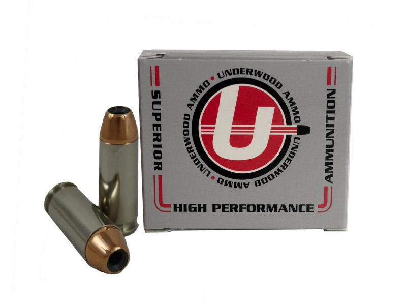 10mm Auto 150 Grain Jacketed Hollow Point