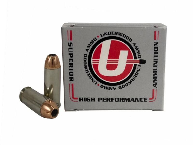 10mm Auto 155 Grain XTP Jacketed Hollow Point