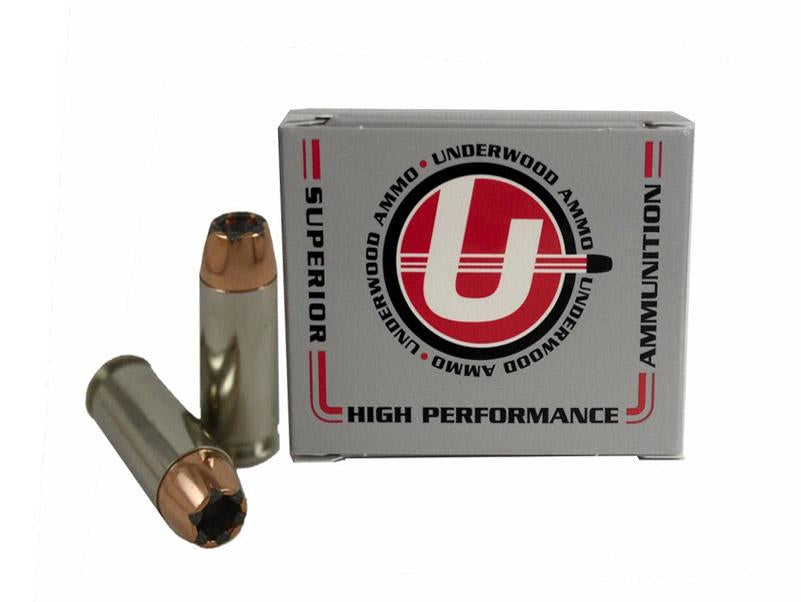 10mm Auto 165 Grain Bonded Jacketed Hollow Point