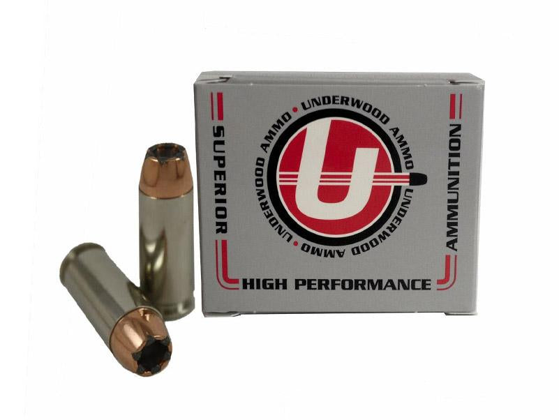 10mm Auto 180 Grain Bonded Jacketed Hollow Point