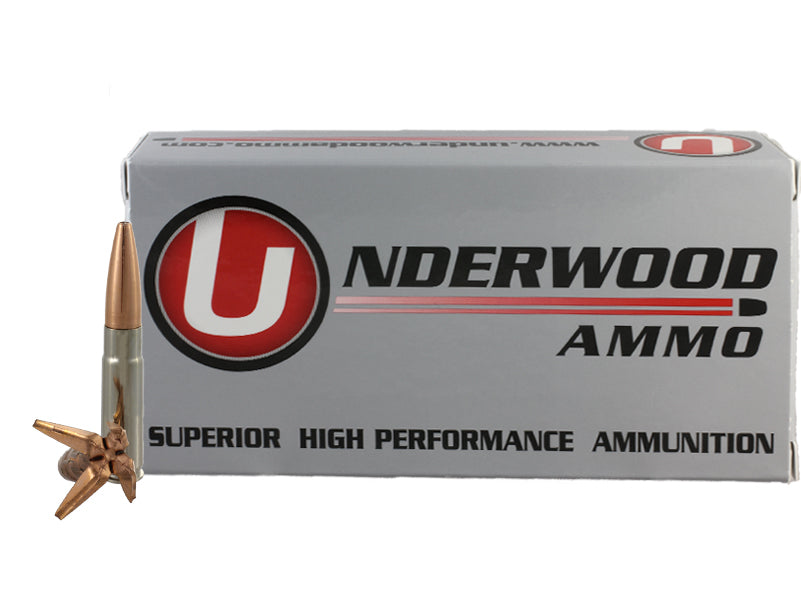 300 AAC Blackout/Whisper 194gr Subsonic Maximum Expansion