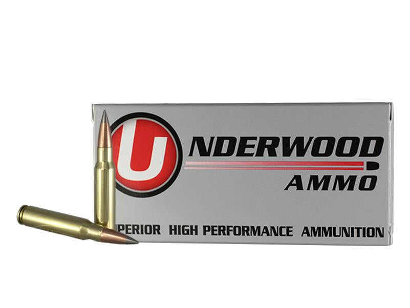 308 Winchester Match Grade 144 Grain Match Solid Flash Tip