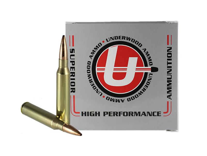 338 Lapua Magnum Match Grade 300 Grain Hollow Point Boat Tail