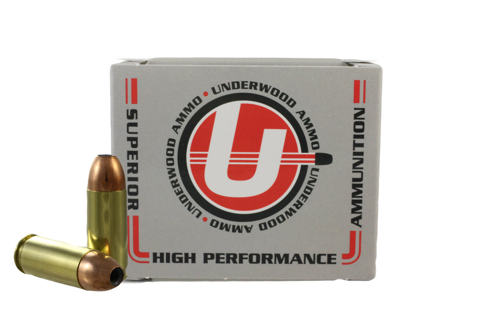 356 TSW 124 Grain Jacketed Hollow Point