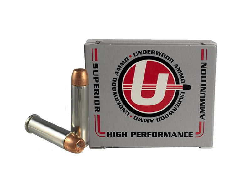 357 Magnum 125 Grain Bonded Jacketed Hollow Point