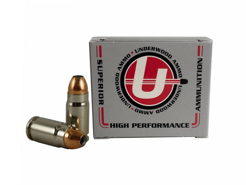 357 Sig 124 Grain Jacketed Hollow Point