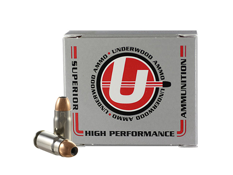 357 Sig 147 Grain Jacketed Hollow Point