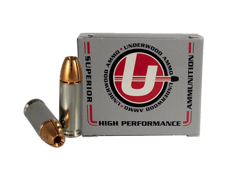 38 Super +P 105 Grain Controlled Fracturing Hollow Point