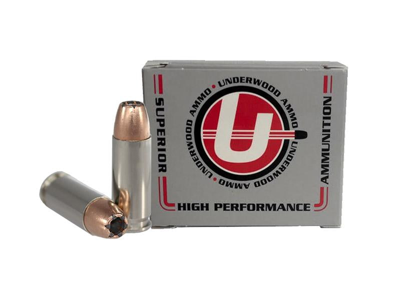 38 Super  +P 124 Grain Bonded Jacketed Hollow Point