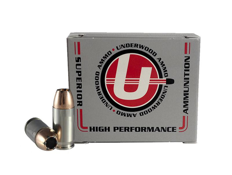 380 ACP +P 90 Grain Bonded Jacketed Hollow Point