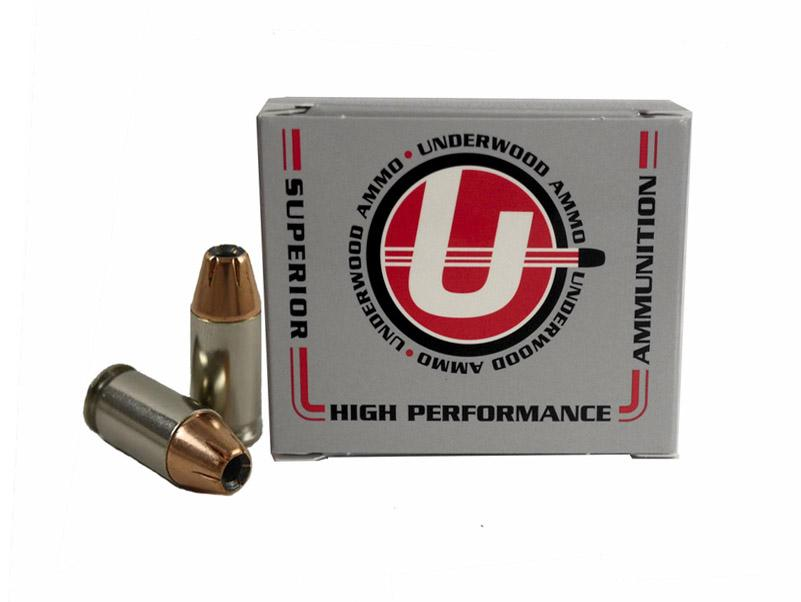 380 ACP +P 90 Grain XTP Jacketed Hollow Point