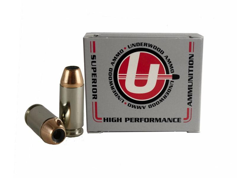 40 S&W 135 Grain Jacketed Hollow Point