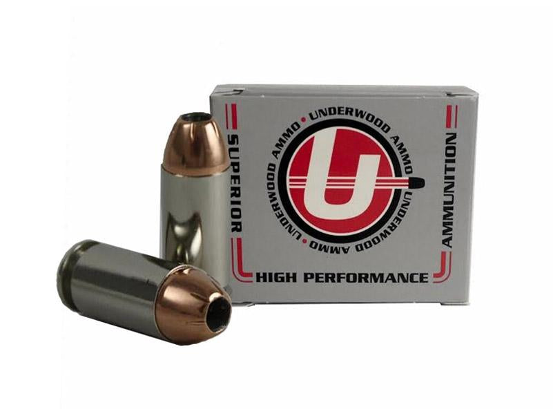 40 S&W 155 Grain XTP Jacketed Hollow Point
