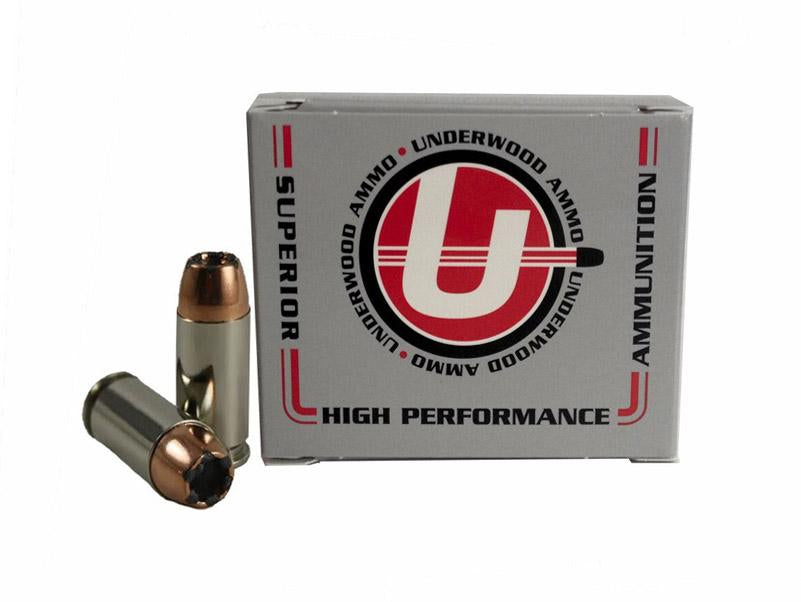 40 S&W 165 Grain Bonded Jacketed Hollow Point