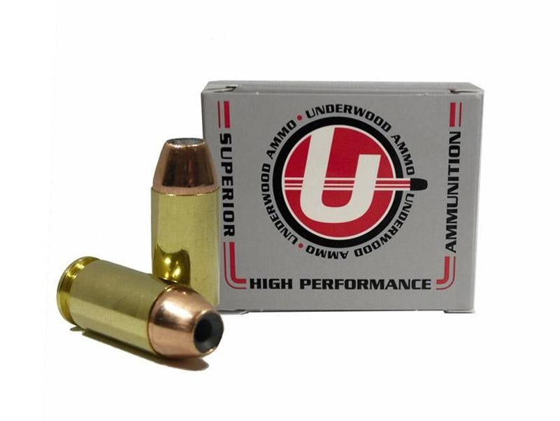 40 S&W 180 Grain Jacketed Hollow Point