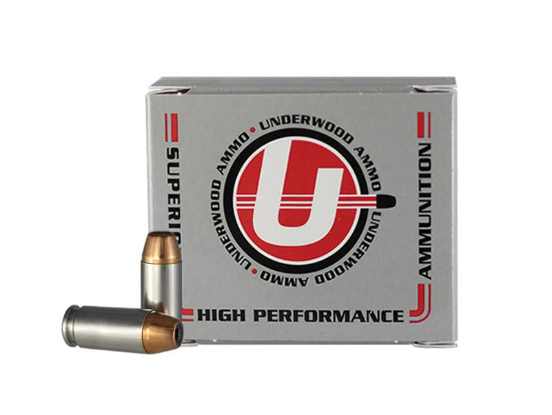 40 S&W 200 Grain Jacketed Hollow Point Sub-Sonic