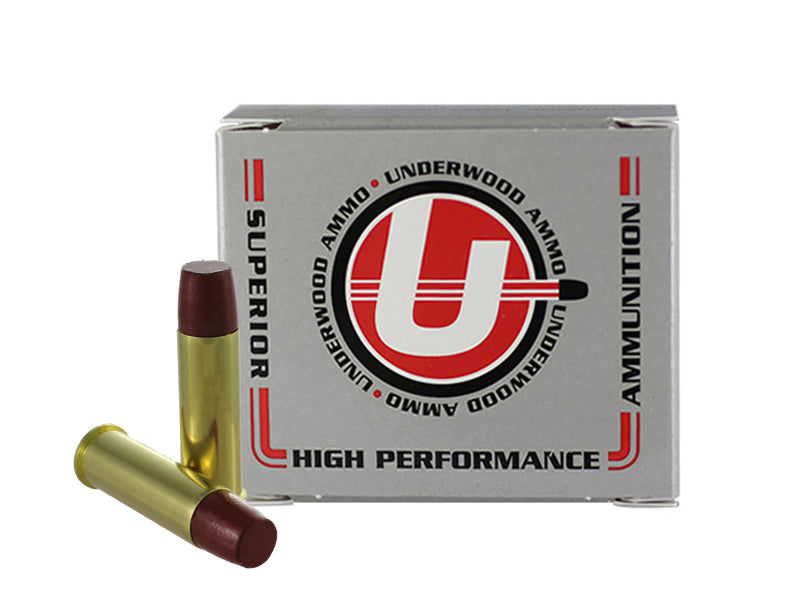 41 Remington Magnum 265 Grain Lead Wide Long Nose Gas Check