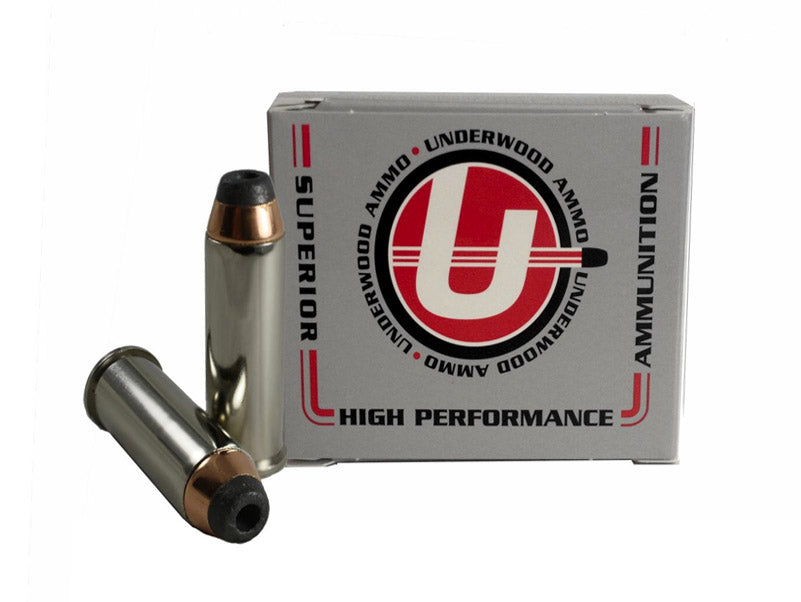 44 Remington Magnum 240 Grain Jacketed Hollow Point