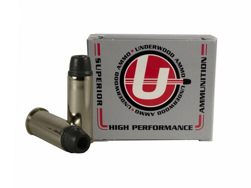 44 Special 190 Grain Lead Semi-Wadcutter Hollow Point