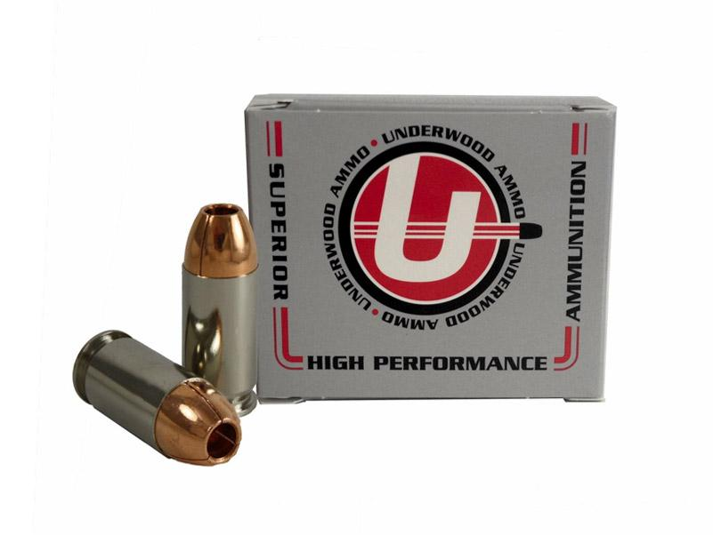45 ACP +P 170 Grain Controlled Fracturing Hollow Point