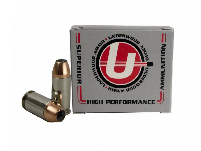45 ACP +P 185 Grain Jacketed Hollow Point