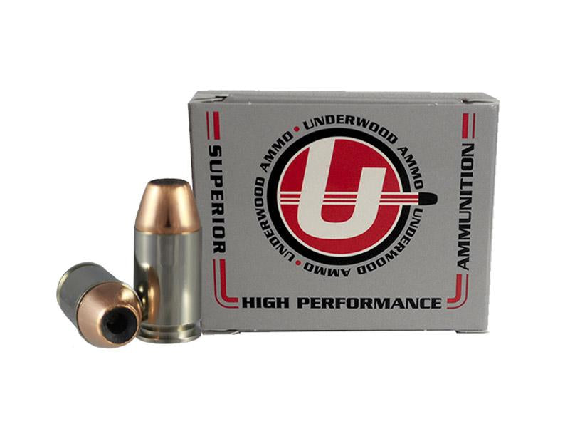 45 GAP 185 Grain Jacketed Hollow Point
