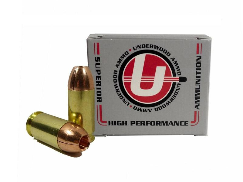 45 Super 170 Grain Controlled Fracturing Hollow Point