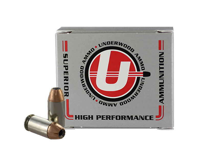 45 Super 185 Grain Jacketed Hollow Point
