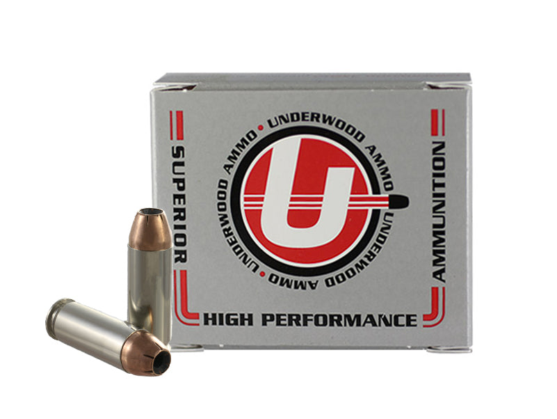 45 Winchester Magnum 230 Grain Jacketed Hollow Point