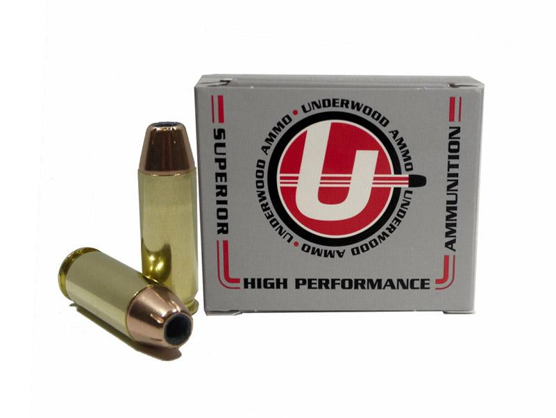45 Winchester Magnum 230 Grain XTP Jacketed Hollow Point