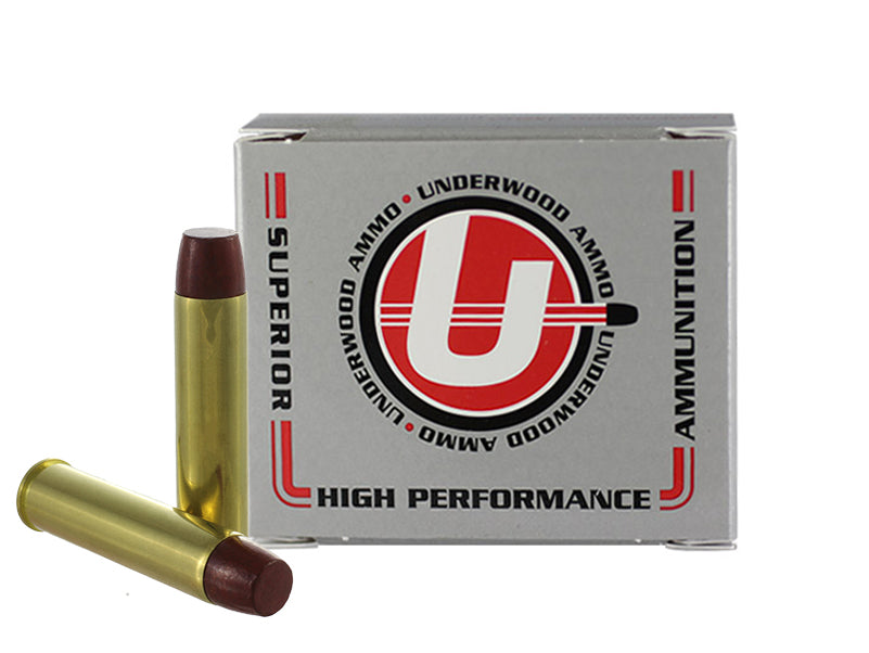 460 S&W Magnum 360 Grain Lead Long Flat Nose Gas Check