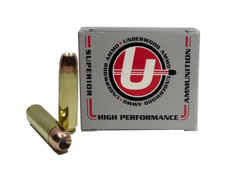 50 Beowulf® 300 Grain Bonded Jacketed Hollow Point