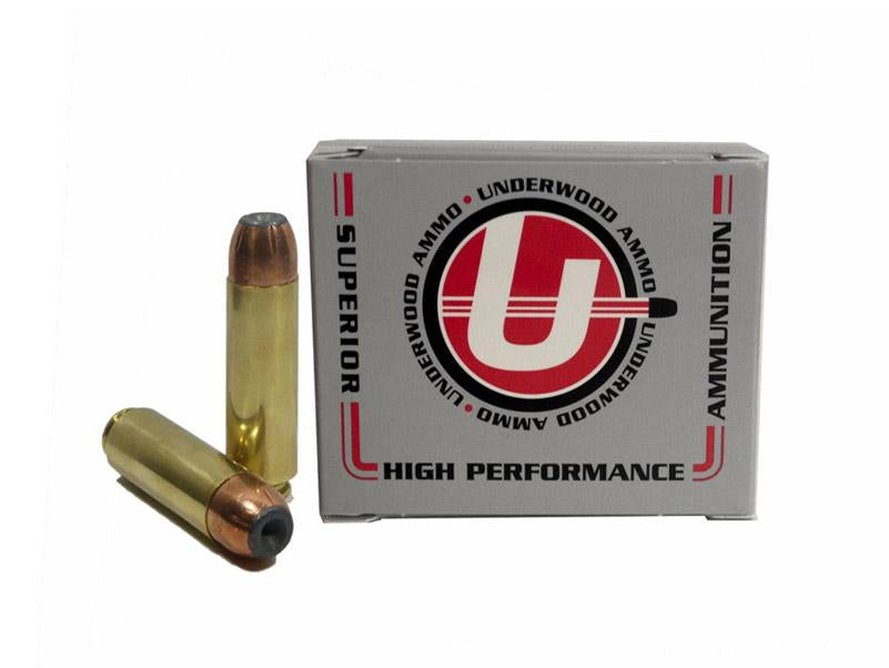 50 Beowulf® 325 Grain Bonded Jacketed Hollow Point