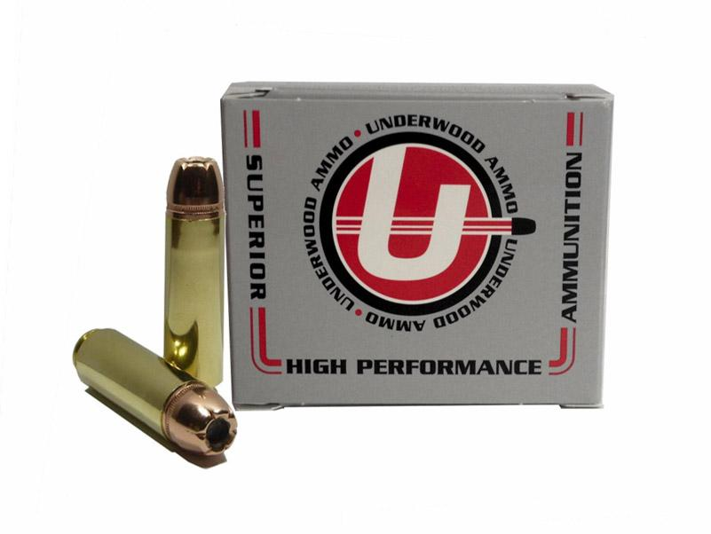 50 Beowulf® 350 Grain XTP Jacketed Hollow Point