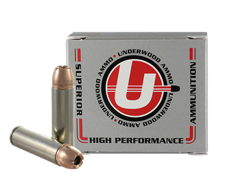 500 Auto Max 350 Grain XTP Jacketed Hollow Point