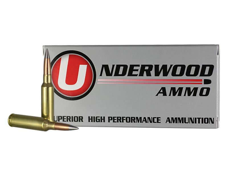 6.5 Creedmoor Match Grade 119 Grain Match Solid Flash Tip