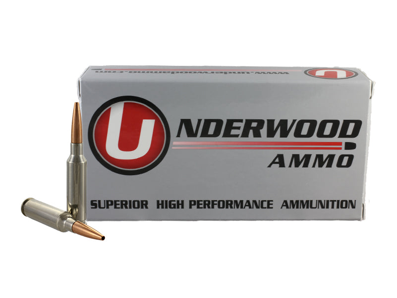 6.5 Creedmoor Match Grade 122 Grain Controlled Chaos