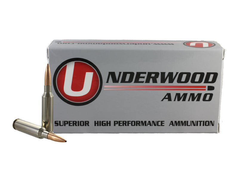 6.5 Creedmoor Match Grade 140 Grain Hollow Point Boat Tail