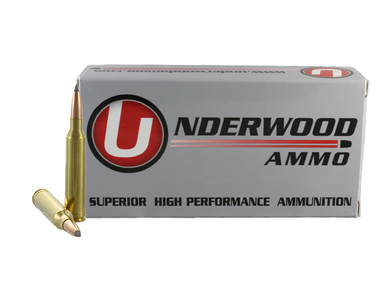 7mm Remington Magnum 168 Grain AccuBond Long Range Spitzer